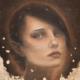 BURN - Original Acrylic Painting by Artist Carolina Lebar