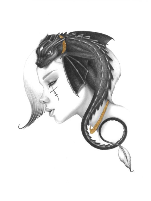 Illustration by Artist Carolina Lebar