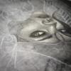 Athena - Original Acrylic Painting by Artist Carolina Lebar
