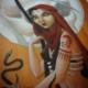 Azyele by Artist Carolina Lebar