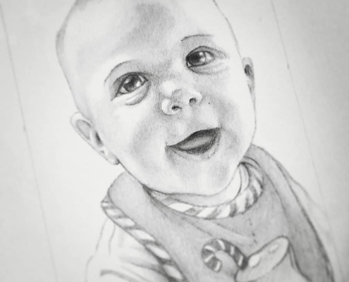 Pencil Portraits