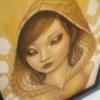 Naja - Original Acrylic Painting by Artist Carolina Lebar