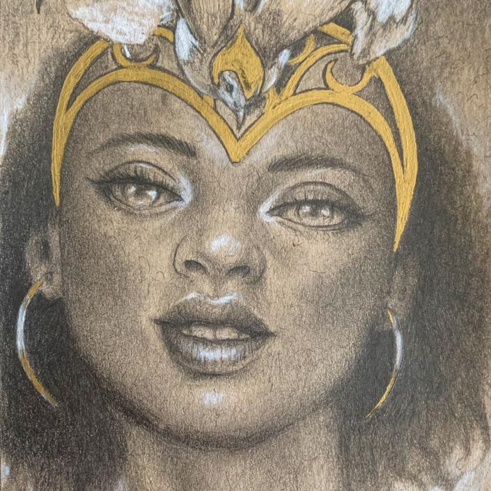 Breonna Taylor inspired art