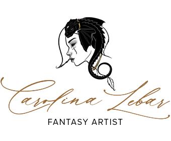Artist Carolina Lebar